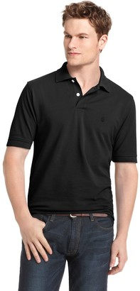 Izod Big & Tall Heritage Solid Pique Polo
