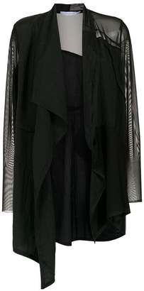 M·A·C Mara Mac sheer coat