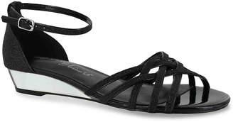 Easy Street Shoes Tarrah Wedge Sandal - Women's