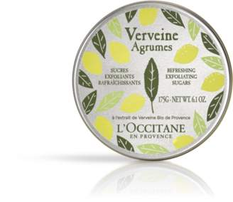 L'Occitane Citrus Verbena Refreshing Exfoliating Sugars