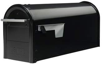 Gibraltar Mailboxes Franklin Post Mounted Mailbox Mailbox