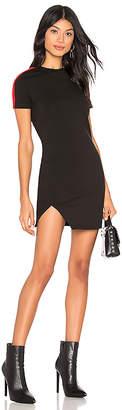 by the way. Rebekah Slit Tee Dress