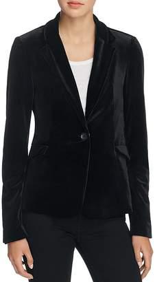 BLANKNYC Velvet Blazer $148 thestylecure.com