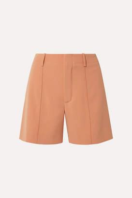 Chloé Crepe Shorts - Camel