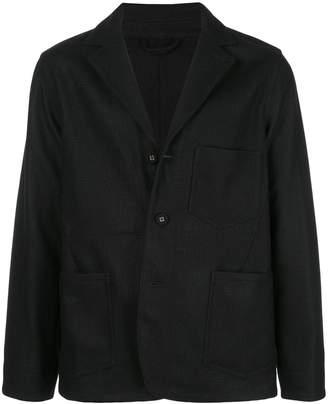 Officine Generale Aris Glen Plaid jacket