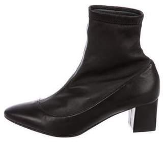 Tamara Mellon Leather Ankle Boots