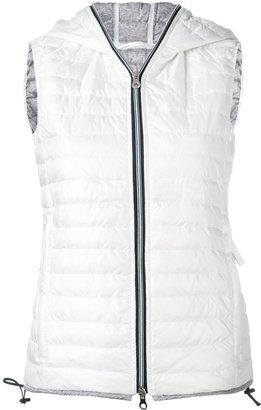 Duvetica 'Filira' down vest $352.03 thestylecure.com