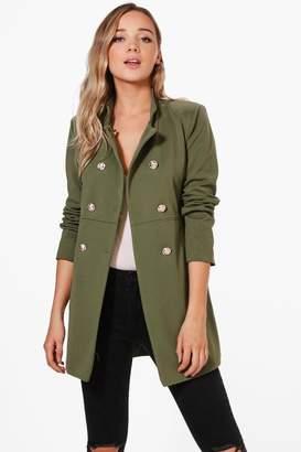 Military Jacket Coat Women - ShopStyle UK 73e453ead7
