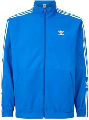 adidas 3-Stripe Trefoil Zip-Up Jacket