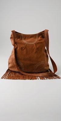 Antik Batik Foster Fringe Bag