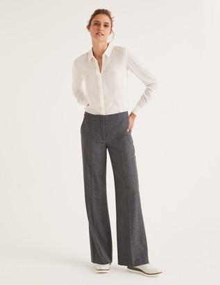 British Tweed Trousers