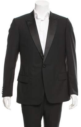 Christian Dior Peaked Lapel Wool Blazer w/ Tags