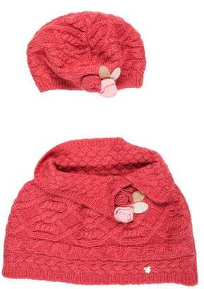 Mayoral Girls' Two-Piece Knit Set