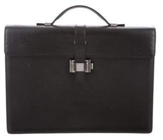 Montblanc Westside Leather Briefcase