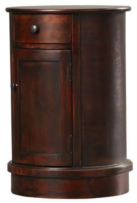 MONICA Darby Home Co End Table With Storage