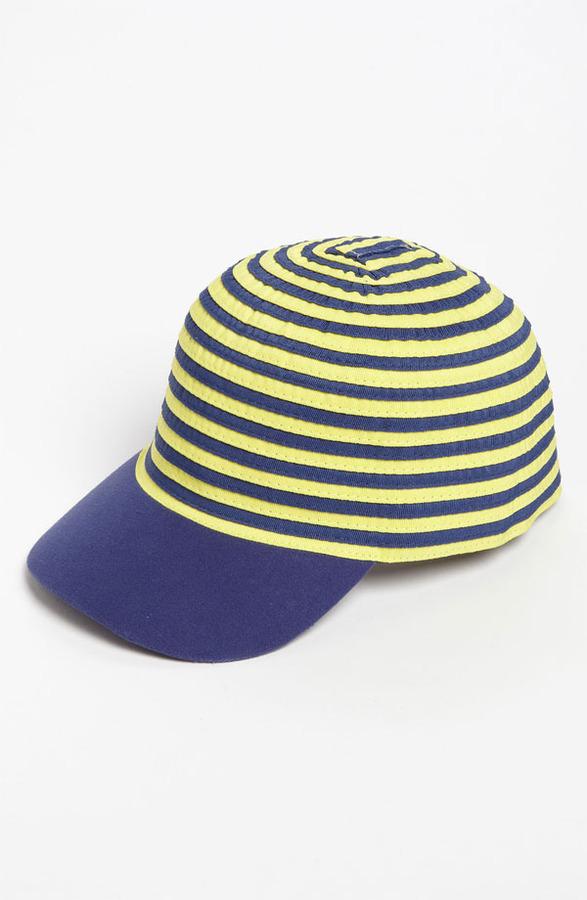 Collection XIIX Grosgrain Stripe Baseball Cap