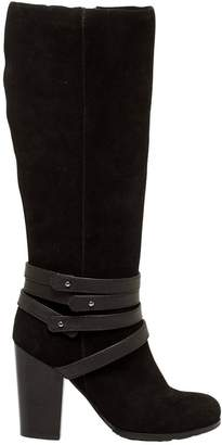 Le Château Women's Suede Knee-High Boot