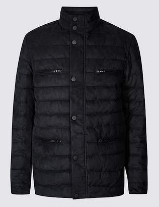 """Marks and Spencer Quilted Jacket with Stormwearâ""""¢"""