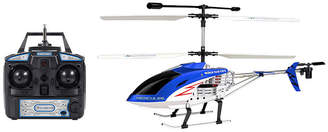 World Tech Toys Gyro Hercules Unbreakable 3.5Ch Rtf Electric Rc Helicopter