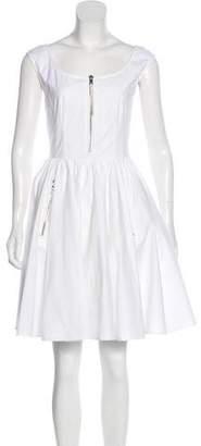 Prada Sleeveless Mini Dress