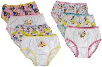 Disney Little Girls' 7-Pack Beauty and the Beast Bikini Brief Underwear