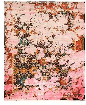 Abstract Area Rug, 8'2 x 10'1