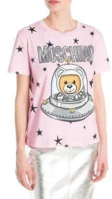 Moschino Space Teddy Tee