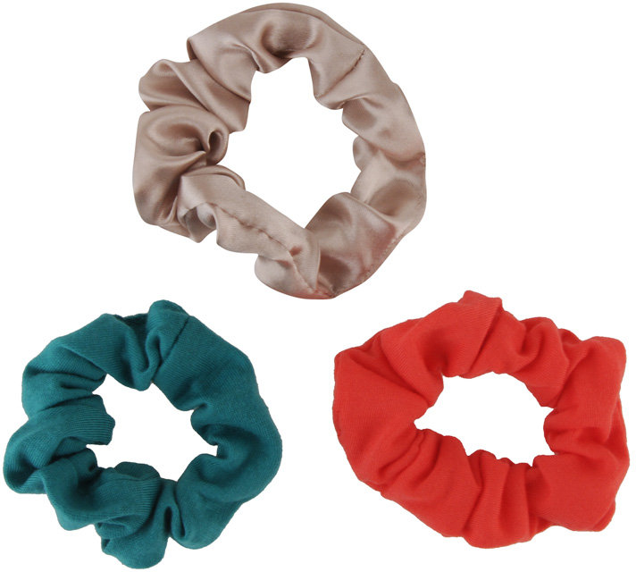 FOREVER 21 Set of 3 Hair Scrunchies