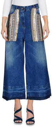 ITALOGY Denim pants - Item 42595667QI