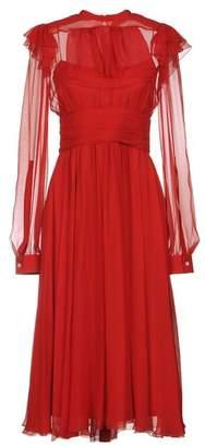 N°21 (ヌメロ ヴェントゥーノ) - ヌメロ ヴェントゥーノ 7分丈ワンピース・ドレス