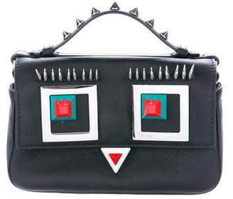 Fendi Faces Double Micro Baguette