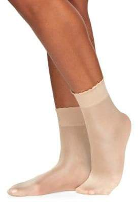 3ecc38815f Berkshire Shimmers Opaque Sheer Ankle Socks