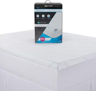 Lux Living Tencel Cooling Mattress Topper