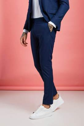 boohoo Skinny Fit Suit Trousers