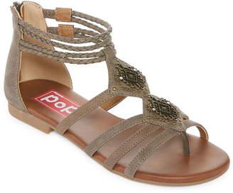 POP Prescilla Womens Flat Sandals