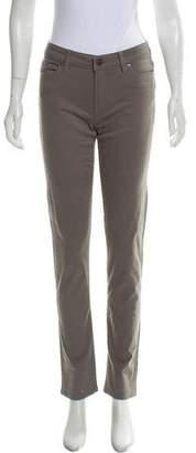 Calvin Klein Jeans Mid-Rise Straight-Leg Pants w/ Tags