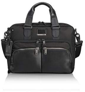 Tumi Albany Slim Zip Briefcase