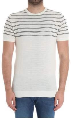 Jeordie's Striped Polo Shirt