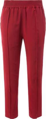 Haider Ackermann elastic waist cropped pants