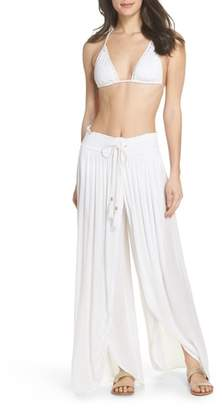 Chelsea28 Gauze Cover-Up Pants