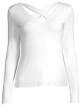 e48ac698f4039 Bailey 44 Women s Tour de Force Criss-Cross Long Sleeve Top