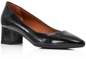 Aquatalia Women's Pasha Weatherproof Block-Heel Pumps - 100% Exclusive