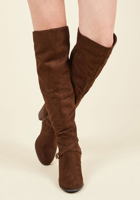 Madden Girl Can't Say Ya Didn't Stride Boot $69.99 thestylecure.com