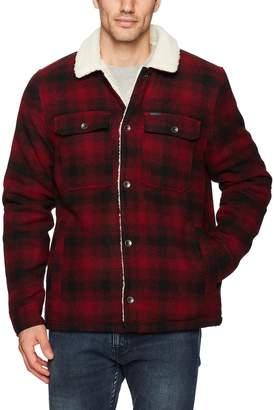 Volcom Men's Keaton Mid Length Jacket