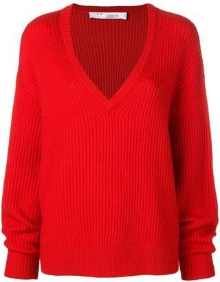 IRO Evolution ribbed knit sweater