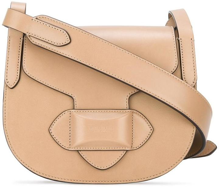MICHAEL Michael Kors Michael Kors saddle crossbody bag