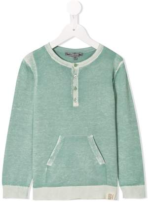 Bonpoint crew neck knitted sweater