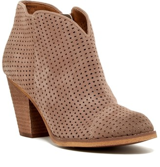 SUSINA Stevie Perforated Bootie $69.97 thestylecure.com