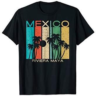 Riviera Maya Mexico T-Shirt Maya Souvenir Gift