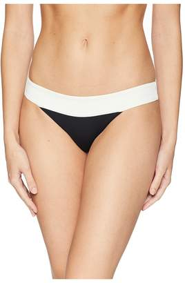L-Space Color Block Veronica Bottom Women's Swimwear